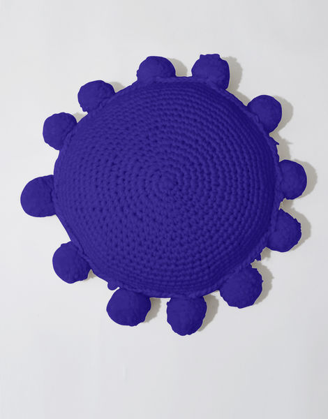 Circle game cushion csw ultra violet