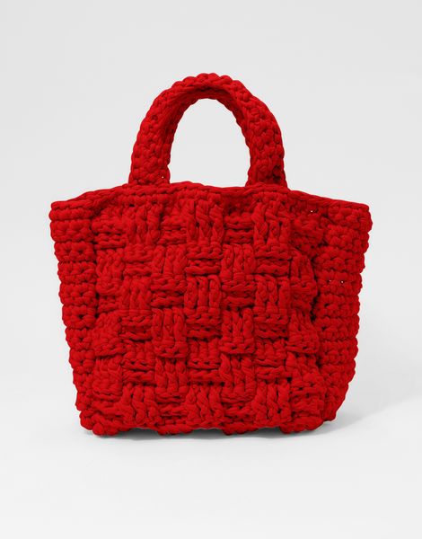 Lola bag 1 lipstick red