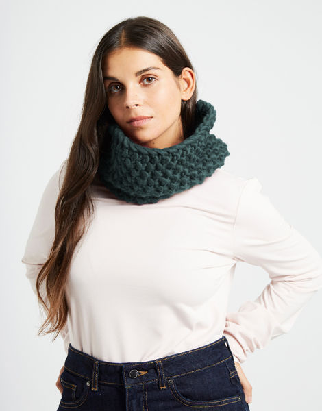 Snood dogg csw forest green