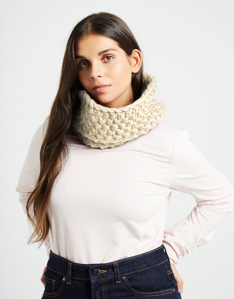Snood dogg csw ivory white