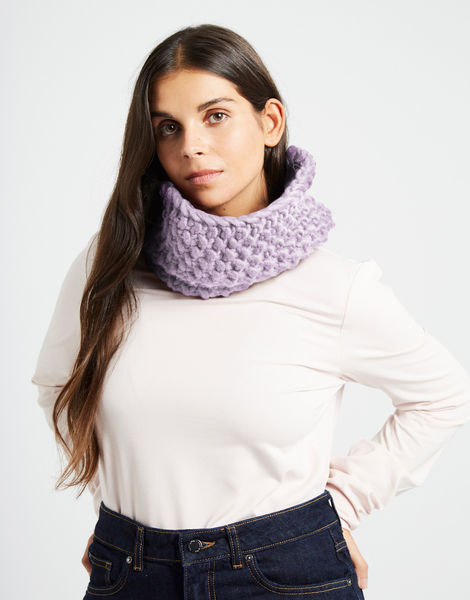 Snood dogg csw lilac powder
