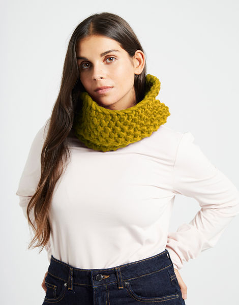 Snood dogg csw moss green