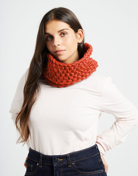 Snood dogg csw red ochre