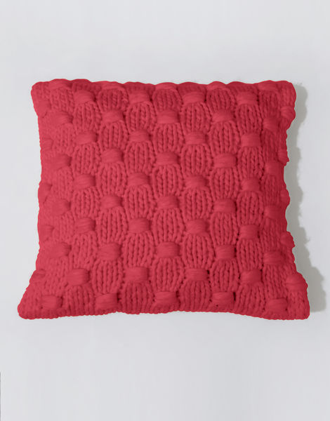 Impossible dream cushion csw candy red