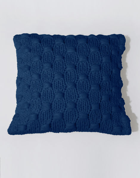 Impossible dream cushion csw curasao blue