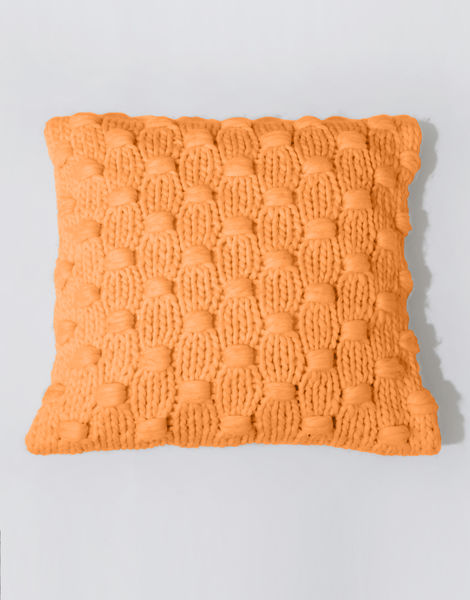 Impossible dream cushion csw fireball orange