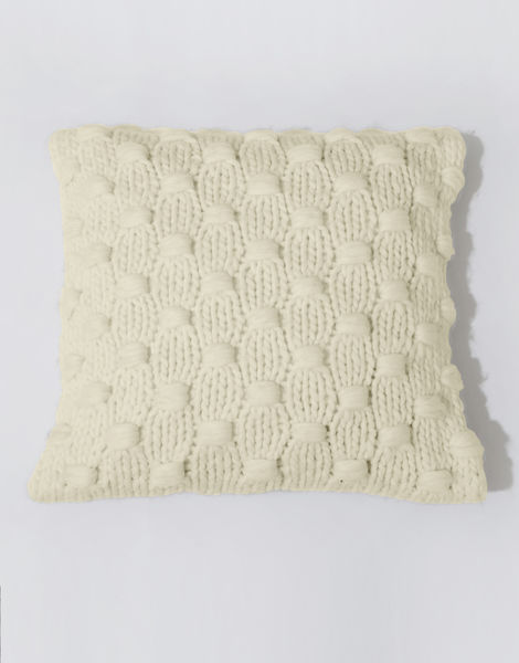 Impossible dream cushion csw ivory white