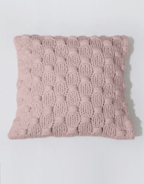 Impossible dream cushion csw mellow mauve