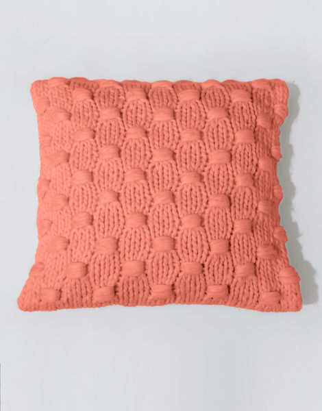 Impossible dream cushion csw pink sherbert