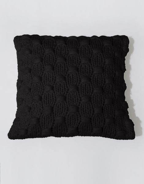 Impossible dream cushion csw space black