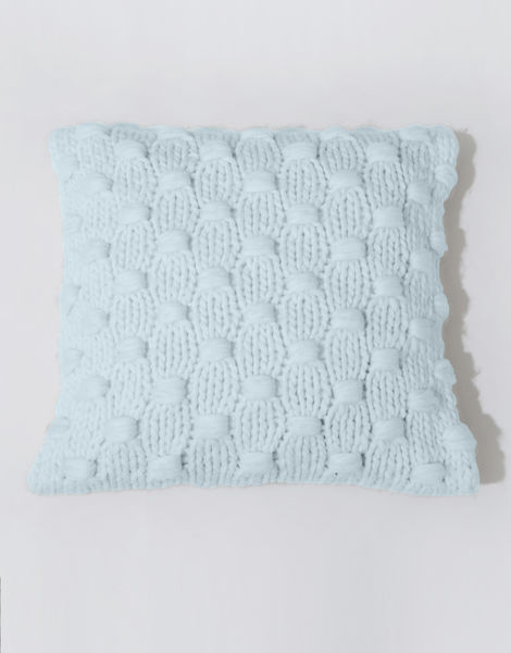 Impossible dream cushion csw stonewash blue