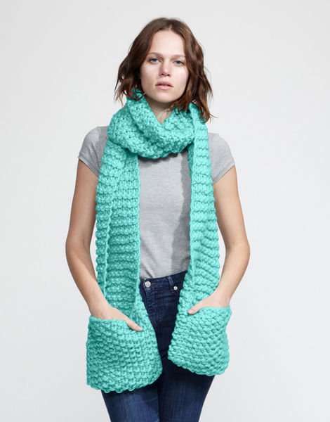 Jolly pocket scarf csw magic mint