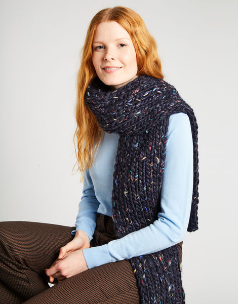 Whistler scarf csw funfetti cosmic navy