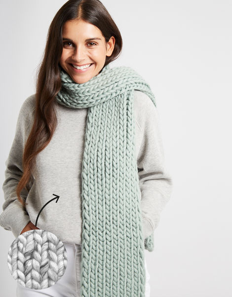 Whistler scarf csw funfetti salt and pepper
