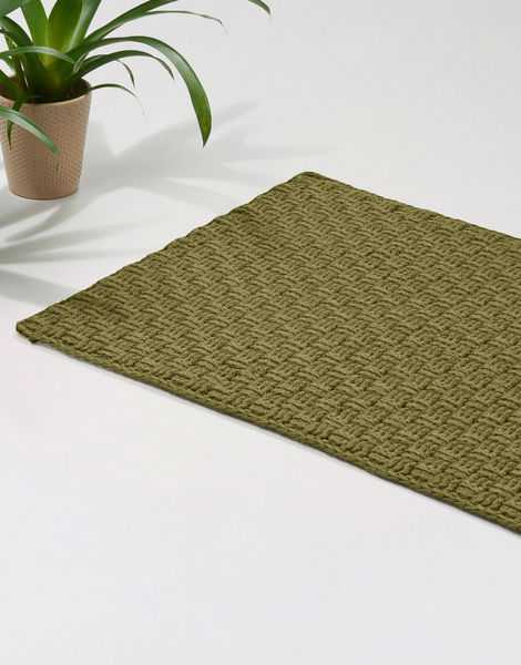 Down under mat nwy colour picker seaweed green