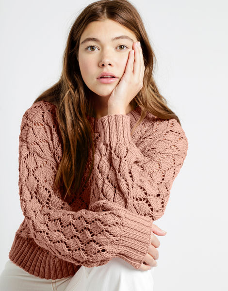 Cyrus sweater shc malibu 01 shc perfect peach