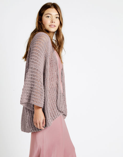 Party in the cardigan tt cameo rose 04 tt mellow mauve