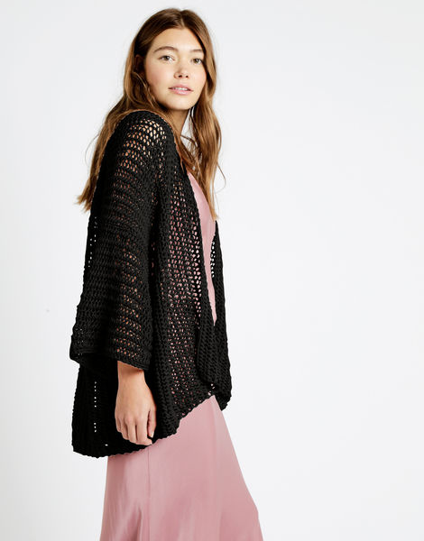 Party in the cardigan tt cameo rose 04 tt space black