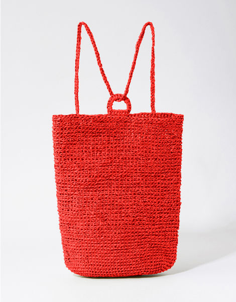 Superstar bag rrr rrr red