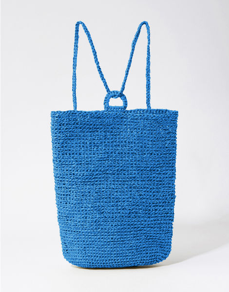 Superstar bag rrr rrr blue
