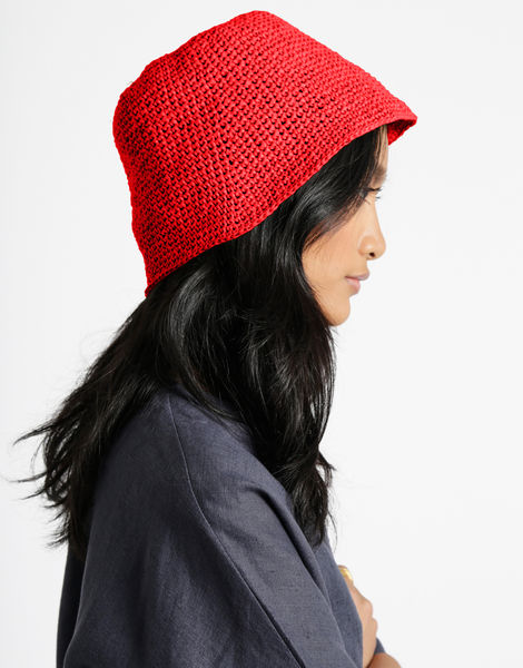 Joanne hat rrr rrr red