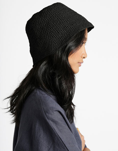 Joanne hat rrr rrr coal black