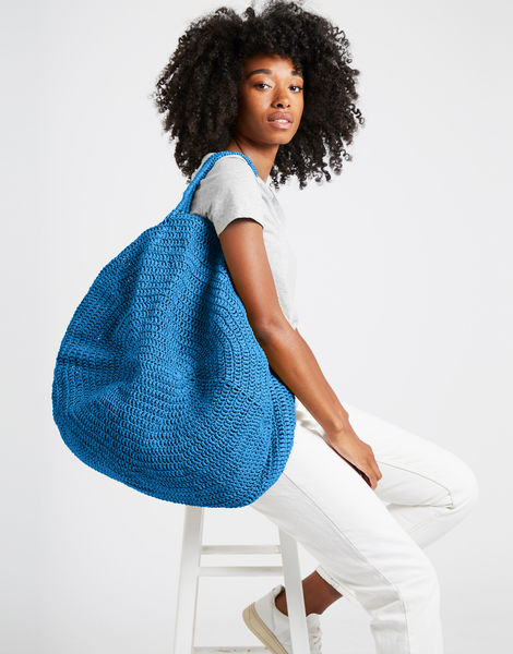 Inadream bag rrr rrr blue