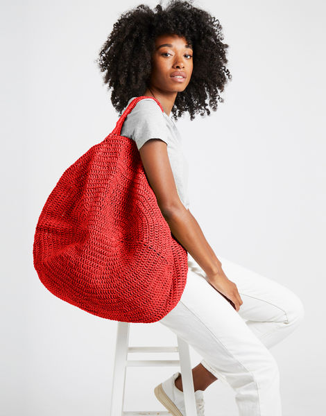 Inadream bag rrr rrr red