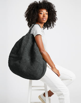 Inadream bag rrr rrr coal black