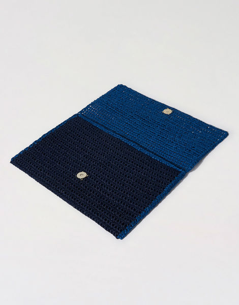 Shallow clutch rrr blue 01