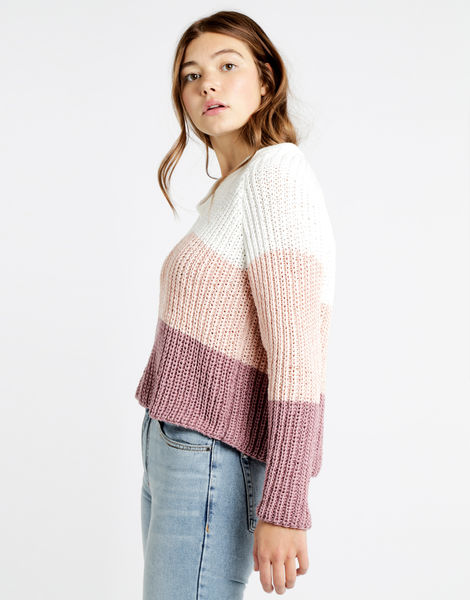 We can't sweater tt mauve combo 03