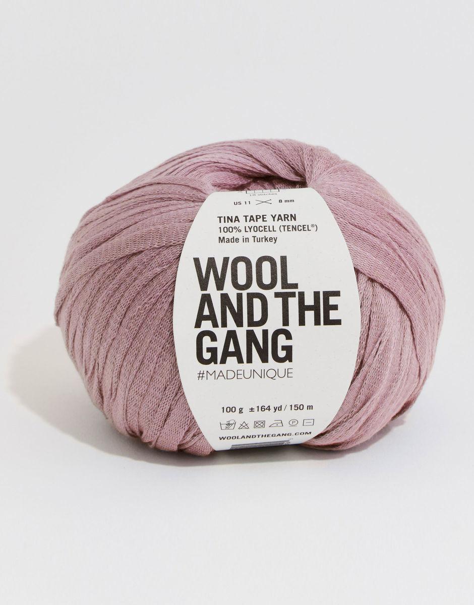 Tina Tape Yarn Wool And The Gang