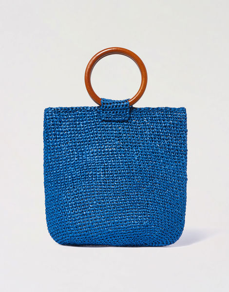 Applause bag blue 07
