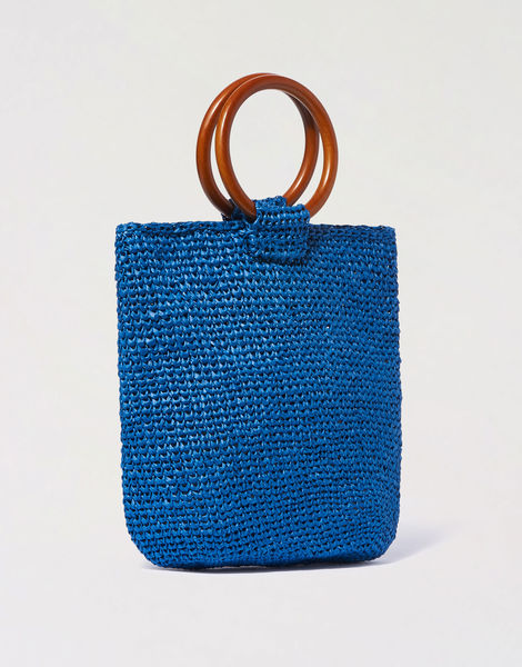 Applause bag blue 08