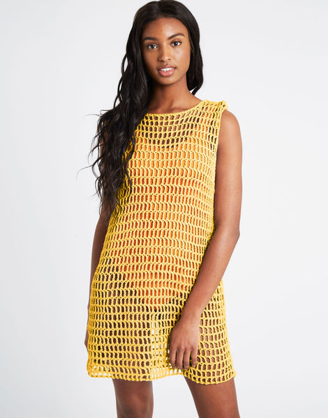 Peggy dress pistachio index buddy hemp soliel yellow