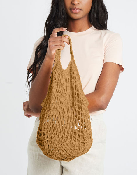 Everday bag yellow index buddy hemp tropez tan