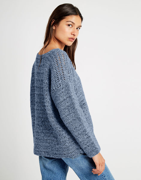 All night long tunic index bjy raw denim