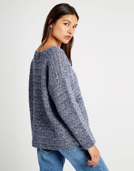 All night long tunic index bjy indigo denim