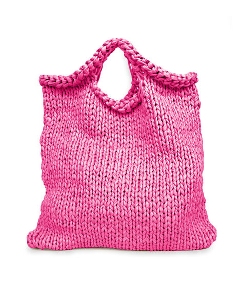 Zigazig shopper jbg hot pink