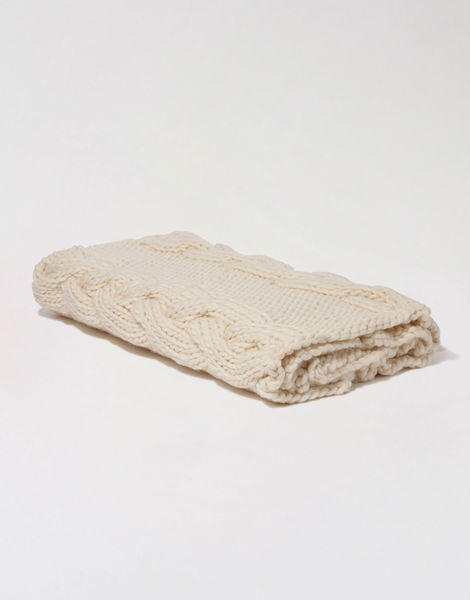 Let go blanket csw ivory white 02