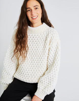 Jasper sweater sty ivory white 02