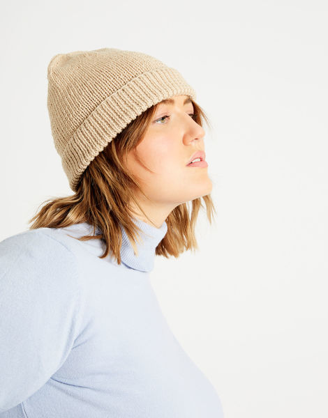 Arthur hat sty beige index