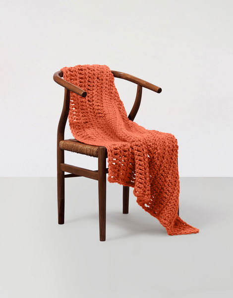 Moonglow blanket csw crazy sexy wool csw earthy orange