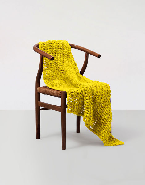 Moonglow blanket csw csw big bird yellow