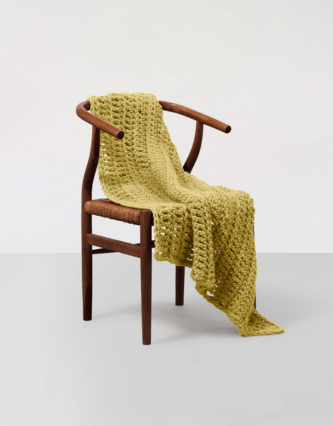 Moonglow blanket csw csw chalk yellow