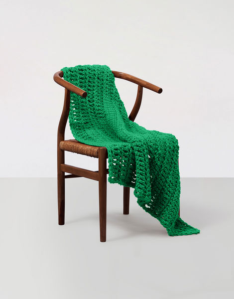Moonglow blanket csw csw emerald green