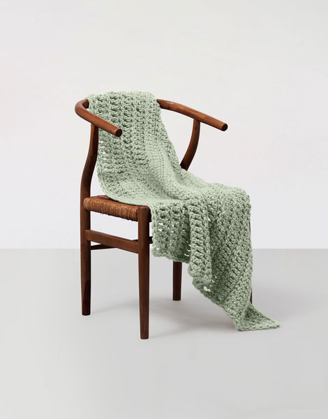 Moonglow blanket csw csw eucalyptus green