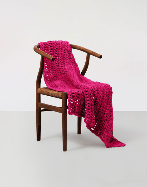 Moonglow blanket csw csw hot punk pink