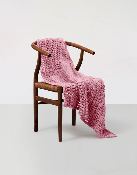 Moonglow blanket csw csw pink lemonade
