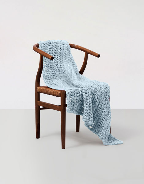 Moonglow blanket csw csw stonewash blue